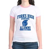 Funny Forks high spartans T