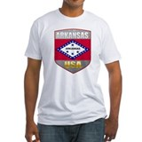 Arkansas USA Crest Shirt