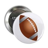 "Football - 2.25"" Button"