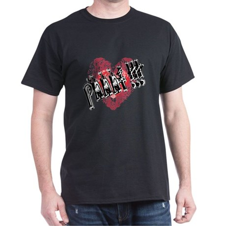 'Valentines Love - Phhht !!! Dark T-Shirt
