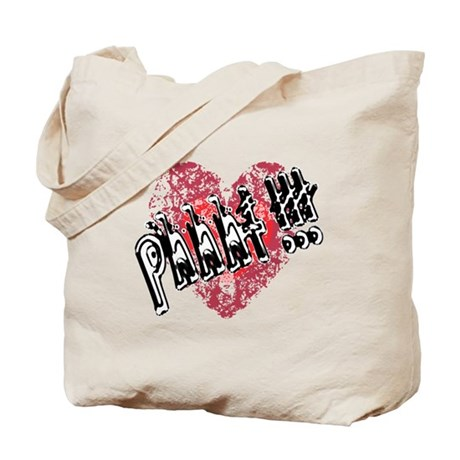 'Valentines Love - Phhht !!! Tote Bag