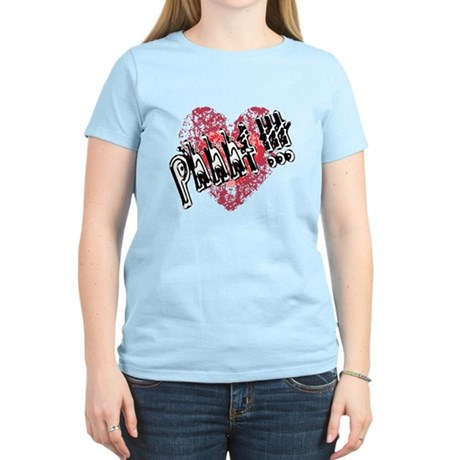 'Valentines Love - Phhht !!! Women's Light T-Shirt