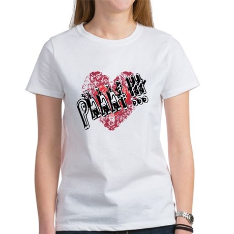 'Valentines Love - Phhht !!! Women's T-Shirt