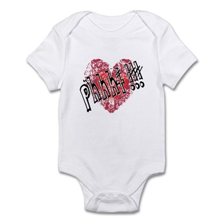 'Valentines Love - Phhht !!! Infant Bodysuit