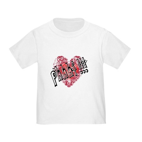 'Valentines Love - Phhht !!! Toddler T-Shir