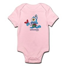 """Love Sucks"" - Infant Bodysuit"