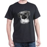 Perfect Puggle Portrait T-Shirt