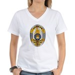 Riverdale Police Women's V-Neck T-Shirt