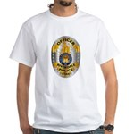 Riverdale Police White T-Shirt