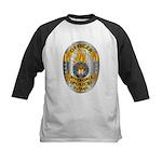 Riverdale Police Kids Baseball Jersey