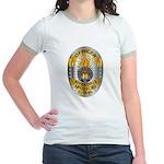 Riverdale Police Jr. Ringer T-Shirt