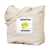 Cute Celiac Tote Bag