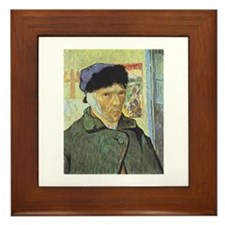 Van Gogh Framed Tile