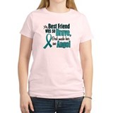 Angel 1 TEAL (Best Friend) T-Shirt