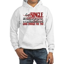 Single Valentine's Hoodie