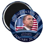 The Inauguration Day Magnet
