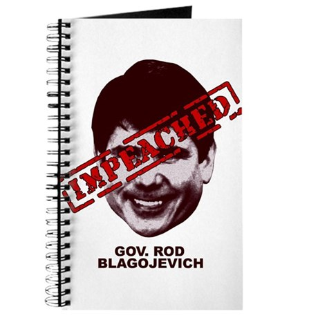 Blagojevich Impeached Journal