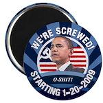 We're Screwed! Magnet