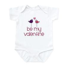 Unique Baby valentines day Infant Bodysuit