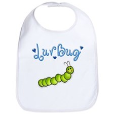 Unique Valentine's day for kids Bib