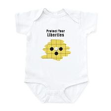 Protect Your Liberties Infant Bodysuit