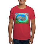 Guineas On Opal Dark T-Shirt