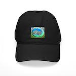 Guineas On Opal Black Cap