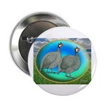 "Guineas On Opal 2.25"" Button (100 pack)"