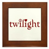 Twilight Time Framed Tile