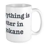 Better in Spokane Mug