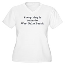 Better in West Palm Beach T-Shirt