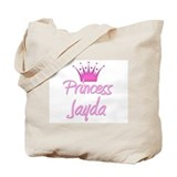 Princess Jayda Tote Bag