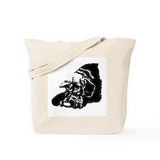 natural ear giant resting Tote Bag