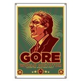 Al Gore for Dictator Banner