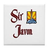 Sir Javon Tile Coaster