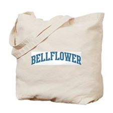 Bellflower (blue) Tote Bag