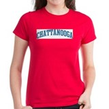 Chattanooga (blue) Tee