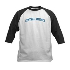 Central America (blue) Tee