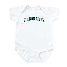 Buenos Aires (blue) Infant Bodysuit