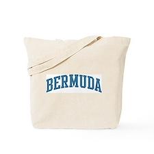 Bermuda (blue) Tote Bag