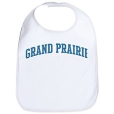Grand Prairie (blue) Bib