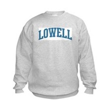 Lowell (blue) Kids Sweatshirt