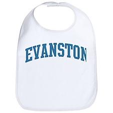 Evanston (blue) Bib