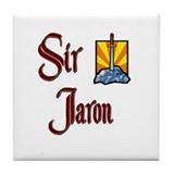 Sir Jaron Tile Coaster