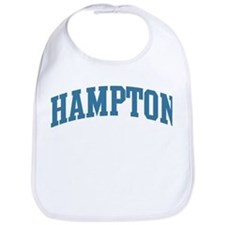 Hampton (blue) Bib