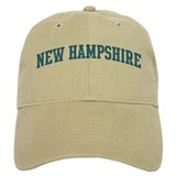 New Hampshire (blue) Cap