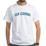 San Leandro (blue) Shirt