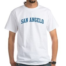 San Angelo (blue) Shirt