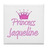 Princess Jaqueline Tile Coaster