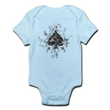 Black Spade Infant Bodysuit